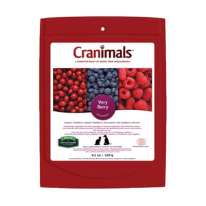 Cranimals - Very Berry 120g - Modern Kibble