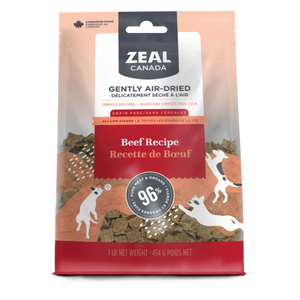 Zeal Canada Dog GF Air-Dried Beef