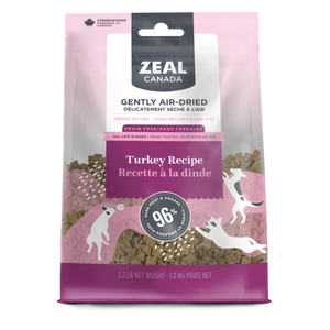 Zeal Canada Dog GF Air-Dried Turkey