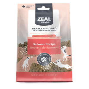 Zeal Canada Dog GF Air-Dried Salmon - The Raw Connoisseurs