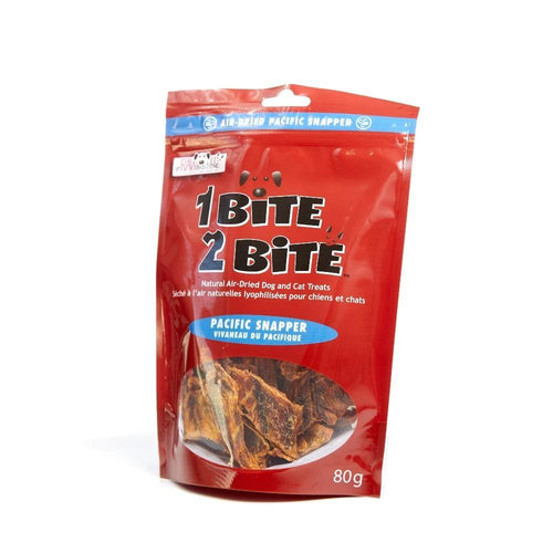 1 Bite 2 Bite Air Dried Pacific Snapper - Modern Kibble