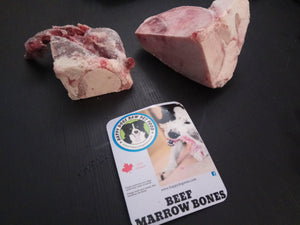 Happy Dog Beef Marrow Bones - Modern Kibble