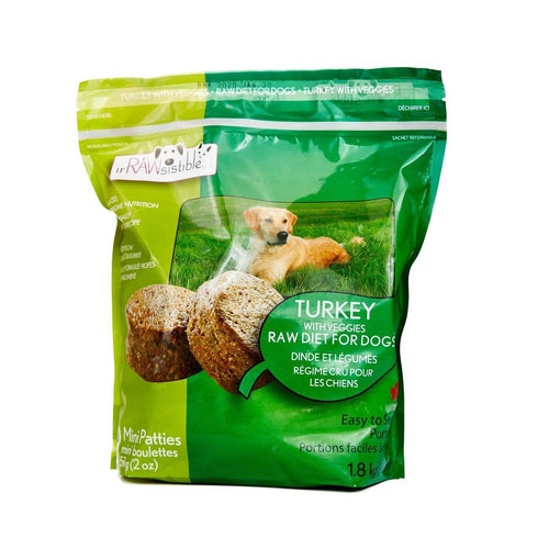irRAWsistible Turkey w/ Veg - Modern Kibble