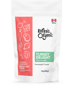 Turkey Delight for Cats