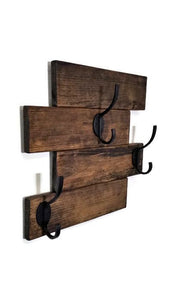 Trio Hook Coat Rack