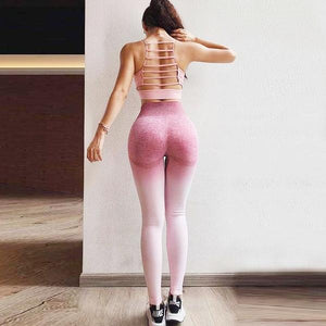 Energy Seamless Yoga Leggings