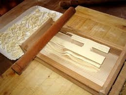 The Chitarra - One of the First Pasta Makers
