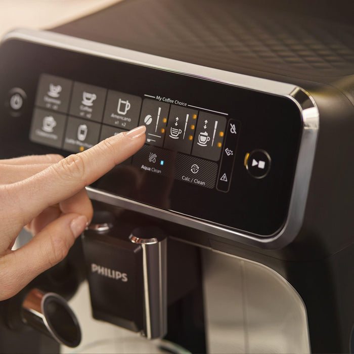 How to Use the Philips Saeco Lattego 3200