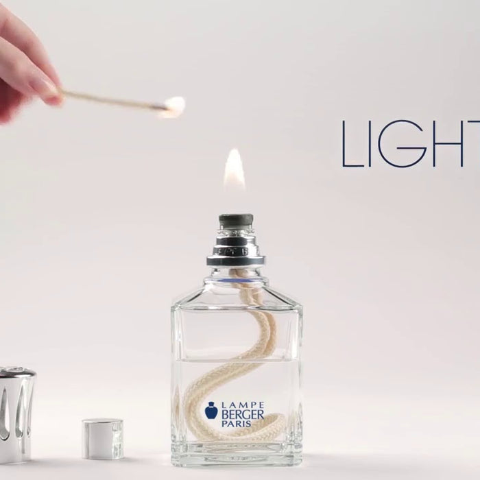 How to Properly Light Lampe Berger Lamps