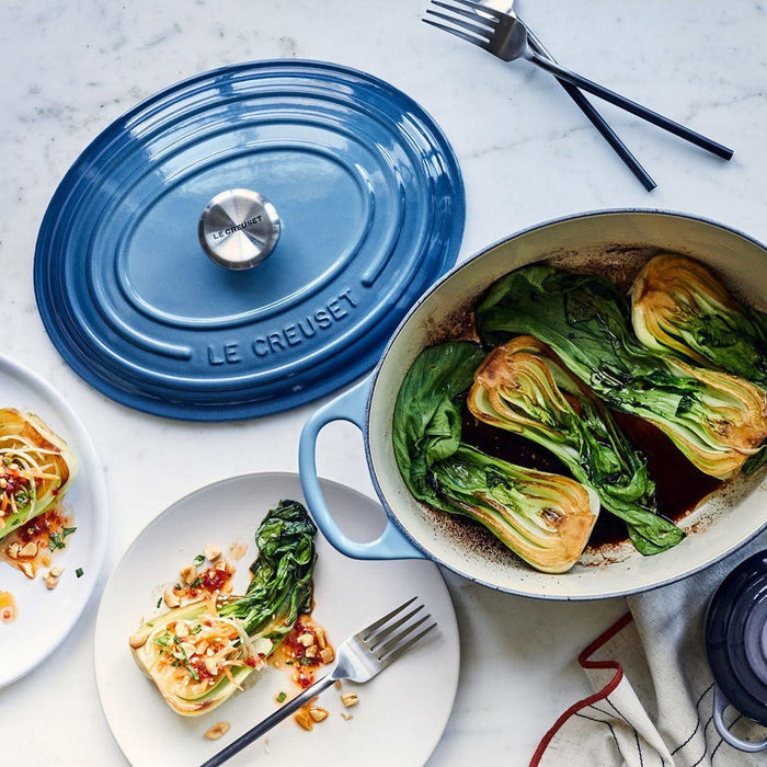 Le Creuset Signature Series Oval Ovens