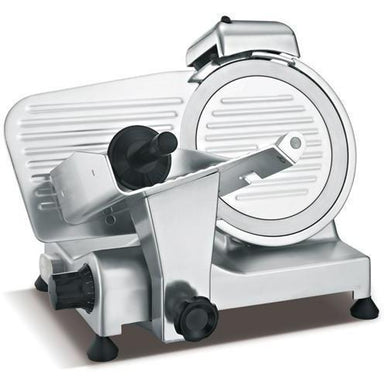 "220ES - 8.6"" Blade / .25HP Professional Semi Automatic Meat Slicer-Consiglio's Kitchenware"