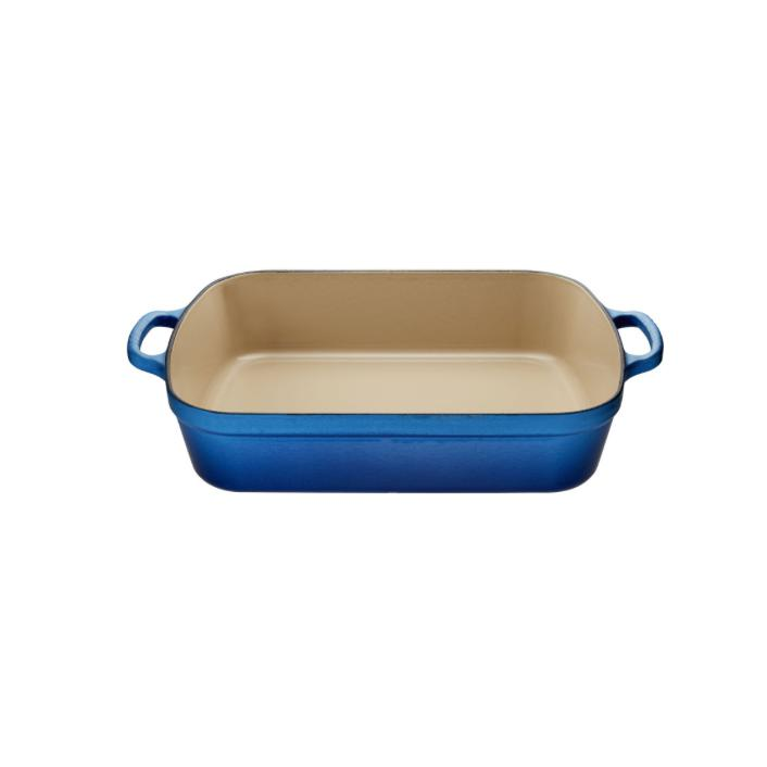 Le Creuset 4.9L Blueberry Rectangular Roaster -  LS2011-3392