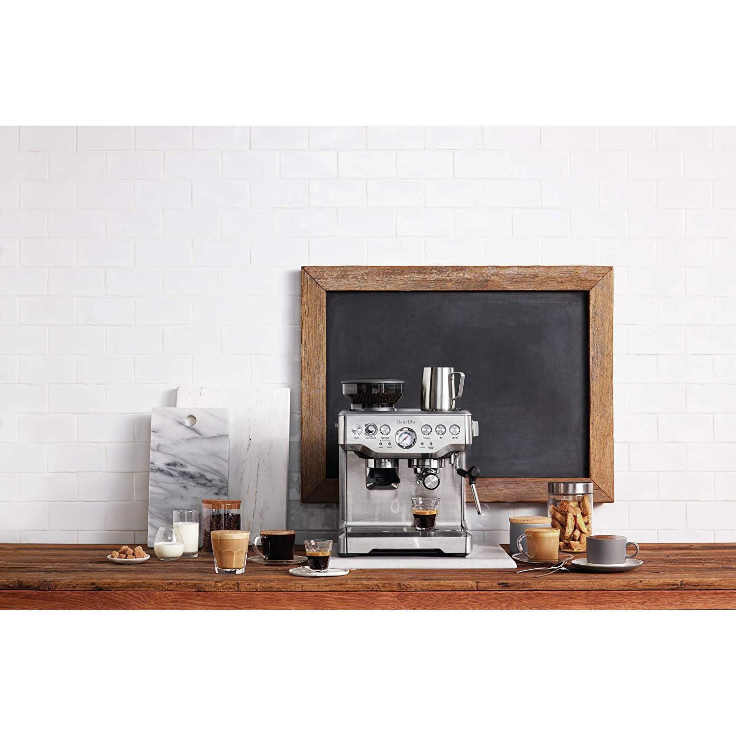 Breville the Barista Express Espresso Machine Canada