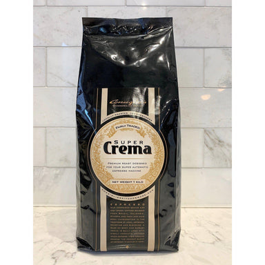 Consiglio's Super Crema 1KG Bag of Espresso Whole Bean Canada
