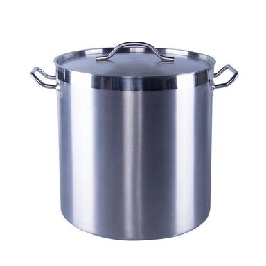 New Commercial Quality Stainless Steel Pot - 115 L/ 122 Qt