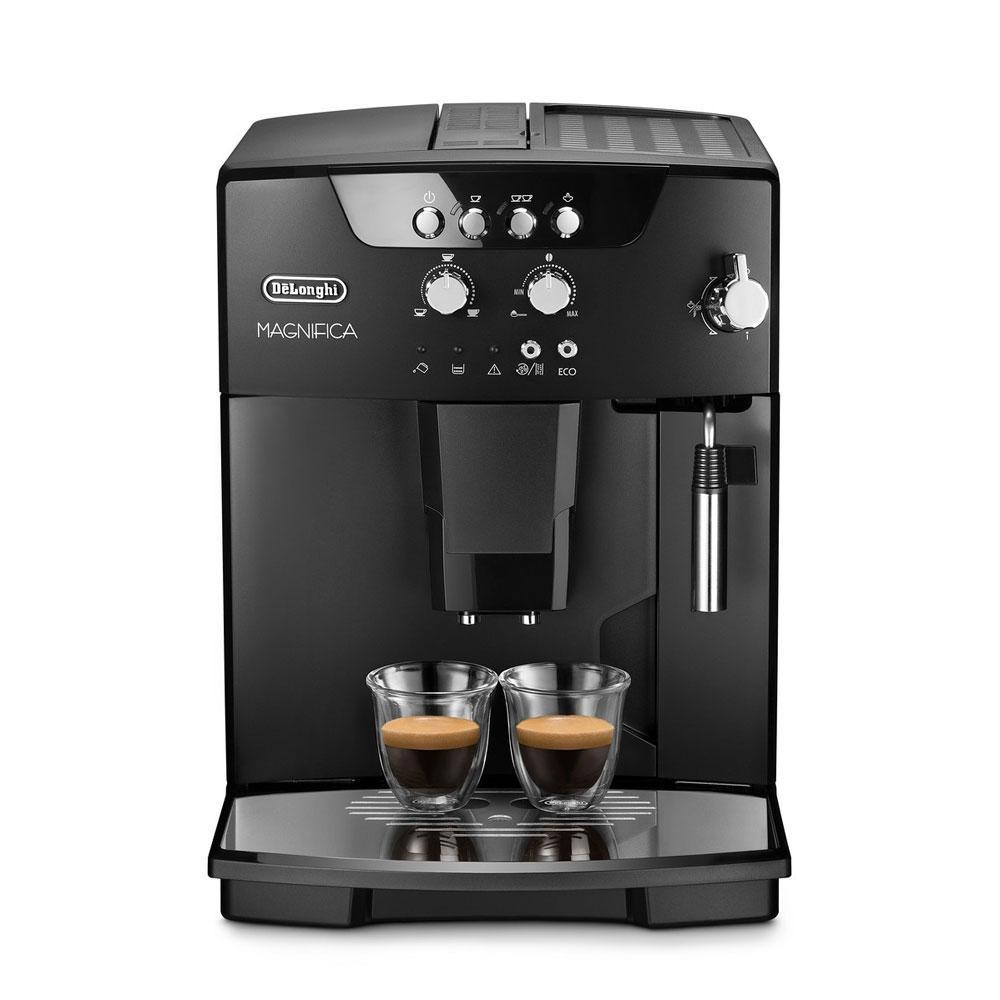 DeLonghi MAGNIFICA Super Automatic Espresso Machine - ESAM04110B / Black