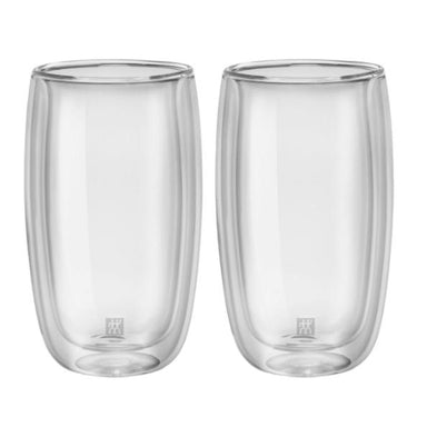 Double Wall Latte Macchiato Glasses (Set of 2) Sorrento