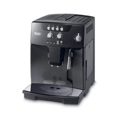 DeLonghi MAGNIFICA Super Automatic Espresso Machine (ESAM04110B / Black) Side