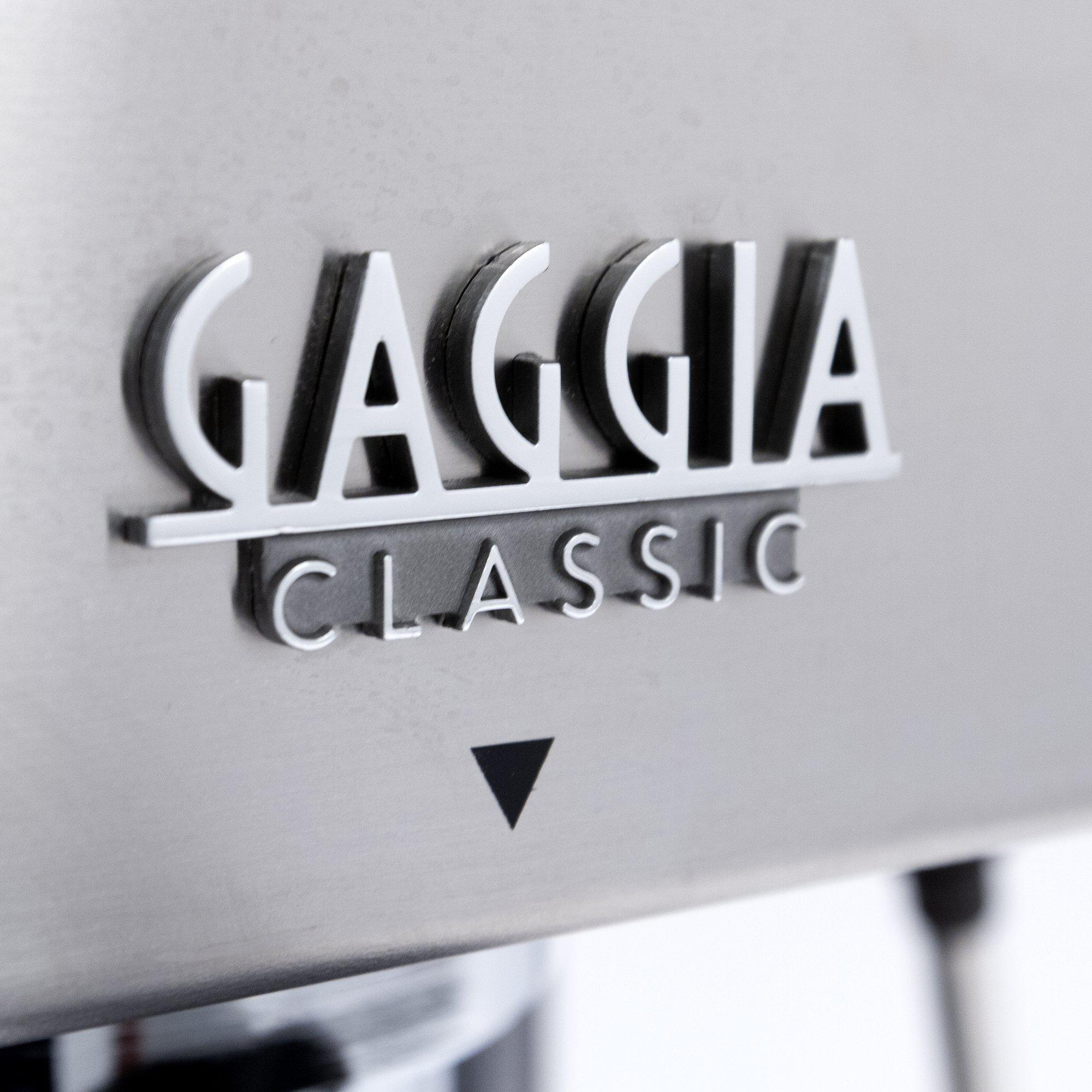 Gaggia Classic Pro Canada Logo and Housing