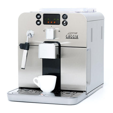 Gaggia Brera Left Side View Canada