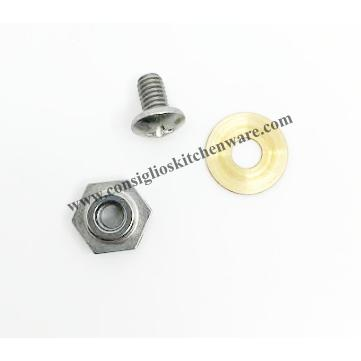 Giannina Replacement Screw, Bolt and Washer for Handle