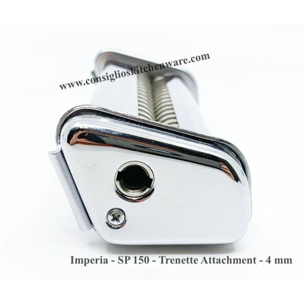 Imperia - SP 150 - Trenette Attachment - 4 mm Handle Slot Canada