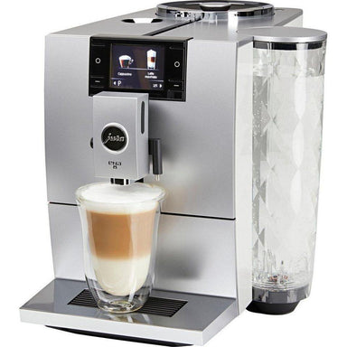 Jura Ena 8 Super Automatic Espresso Machine Nordic White Canada