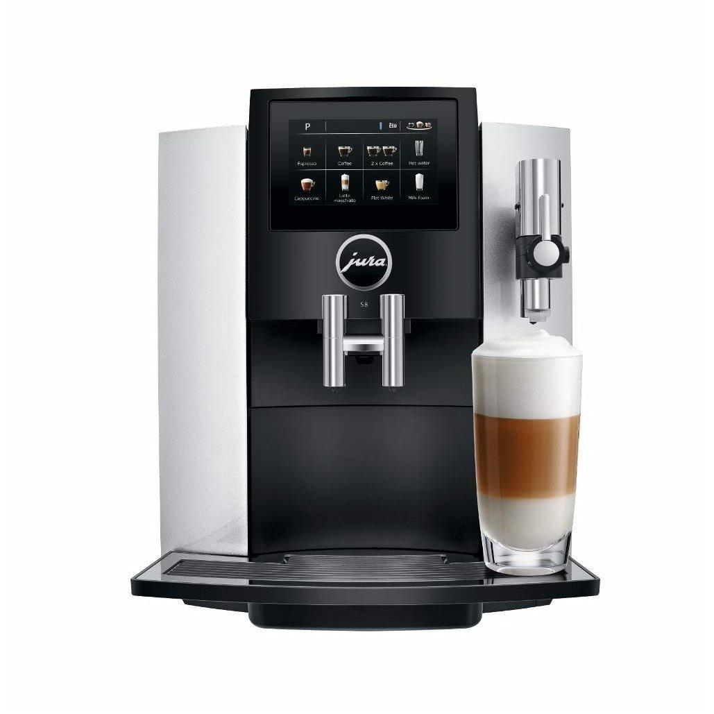 Jura S8 Moonlight Espresso Maker Canada