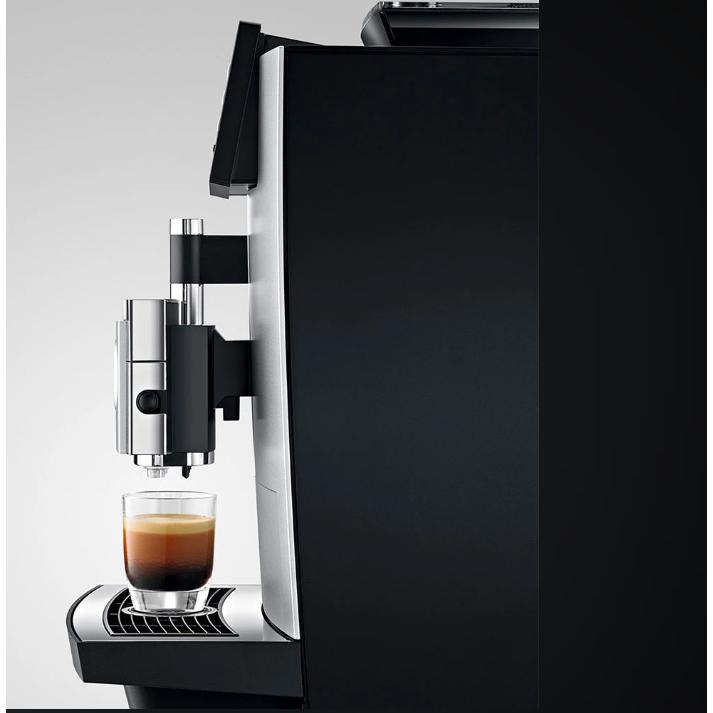 Jura X8 Professional Machine Side View Canada