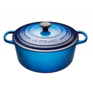 Le Creuset - 8.5L Blueberry French/ Dutch Oven (30 cm) - LS2501-3092