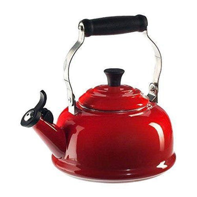 Le Creuset Cherry Red Kettle Canada