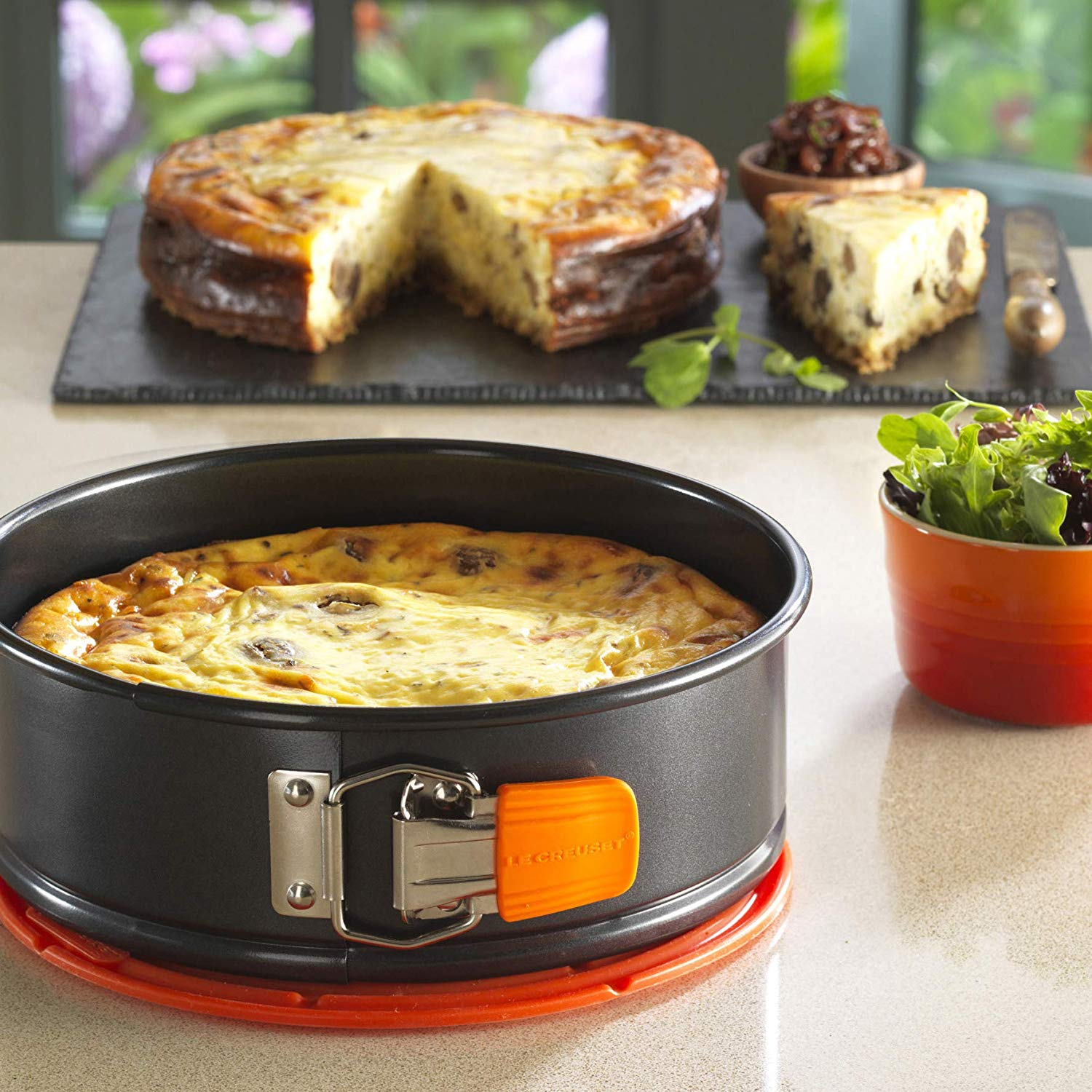 Le Creuset Round Spring Form Pan Canada