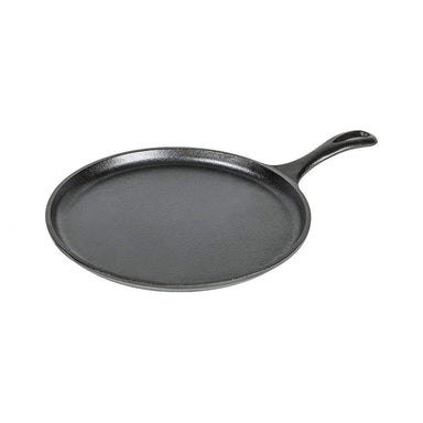 "Lodge - 10.5"" Pre-Seasoned Cast Iron Round Griddle (26.5 cm) Canada"