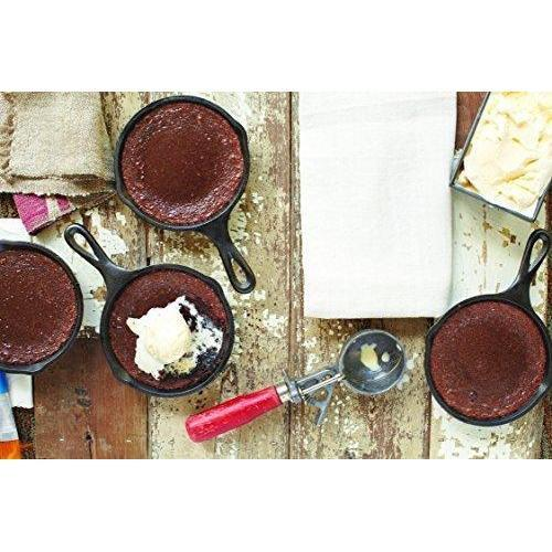 "Lodge - 6.5"" Pre-Seasoned Cast Iron Skillet (16.5 cm) Mini Dessert  Canada"
