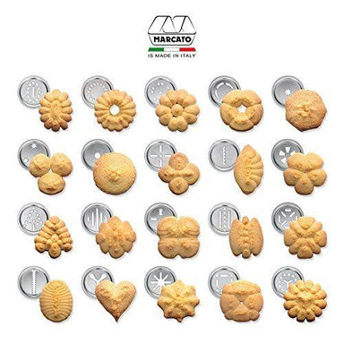 Marcato Biscuits Machine - Cookie Disc