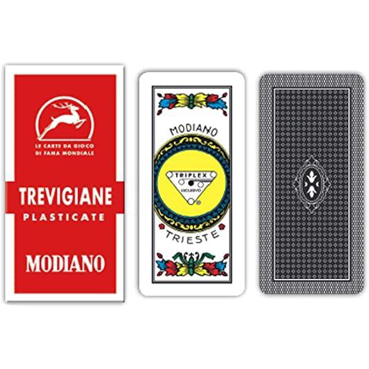 Trevigiane Italian Playing Cards