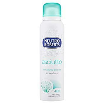 Neutro Roberts Natural Dry Deodorant Spray