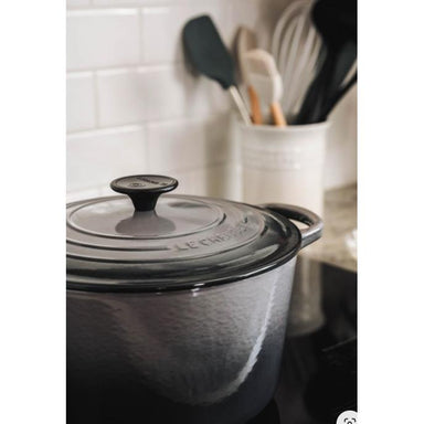 Le Creuset 6.7L Oyster  French/ Dutch Oven (28cm) - LS2501-287F