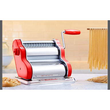 Pastalinda Red Pasta Maker Homemade Pasta