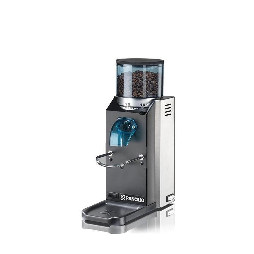 Rancilio Rocky Doserless Grinder Side View Canada