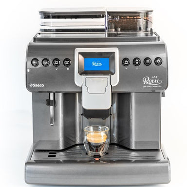 Saeco Royal One Touch Super Automatic Espresso Machine HD8930/47