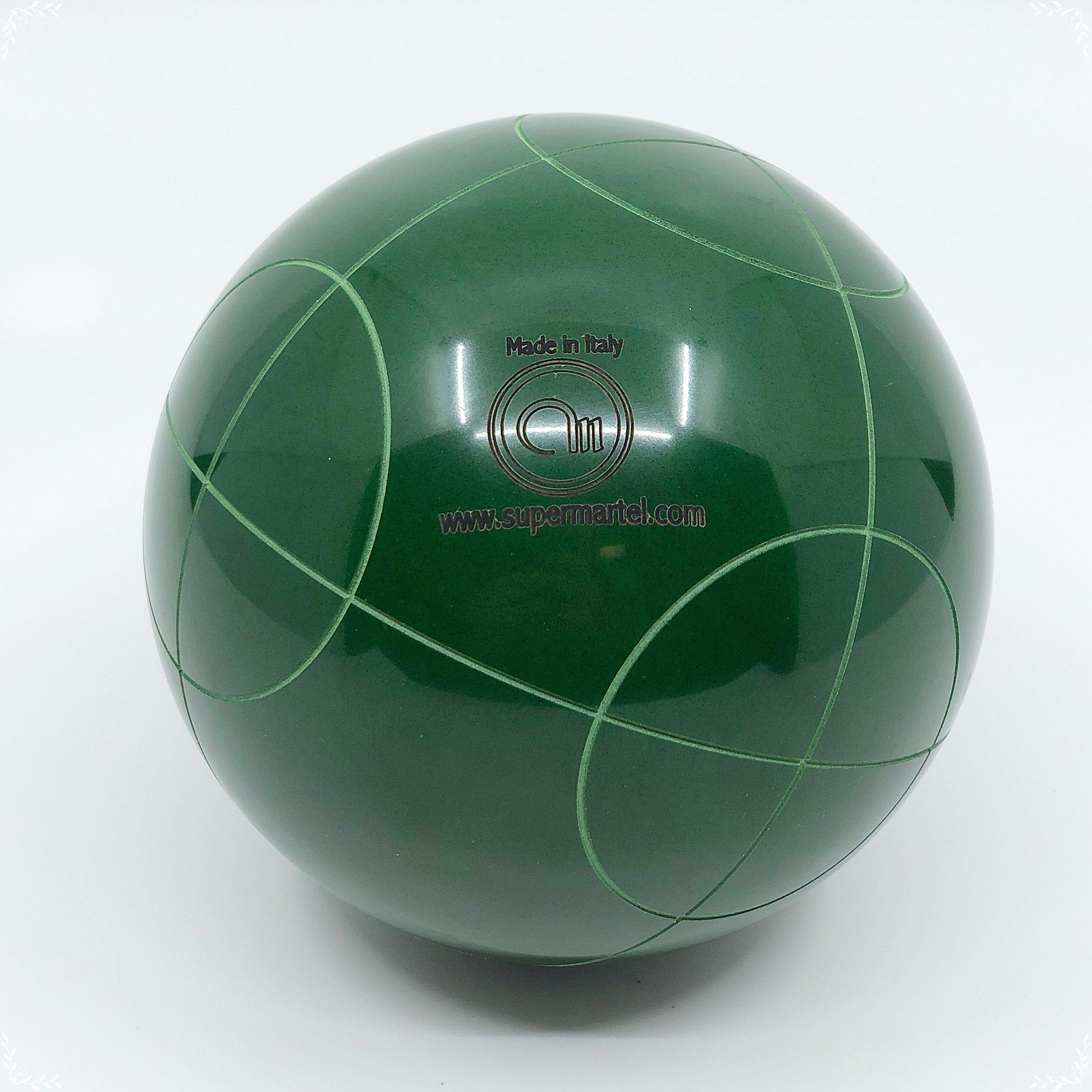 Super Martel 920g Bocce Ball Green Canada