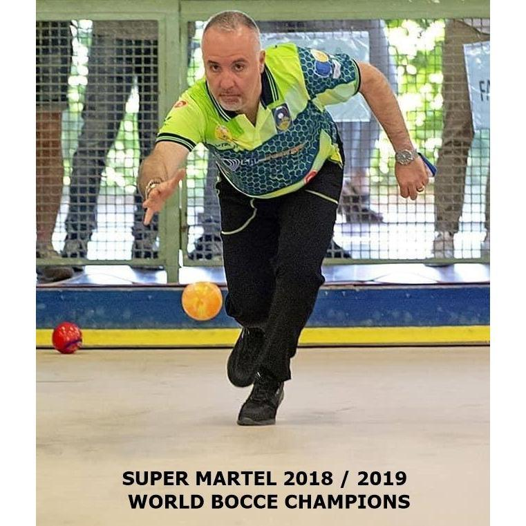Super Martel Bocce Champion of Italy