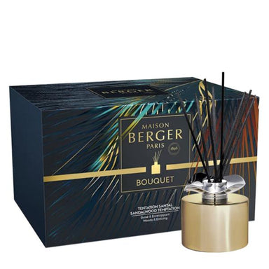 Maison Berger Bouquet  - Temptation Honey Reed Diffuser Gift Set