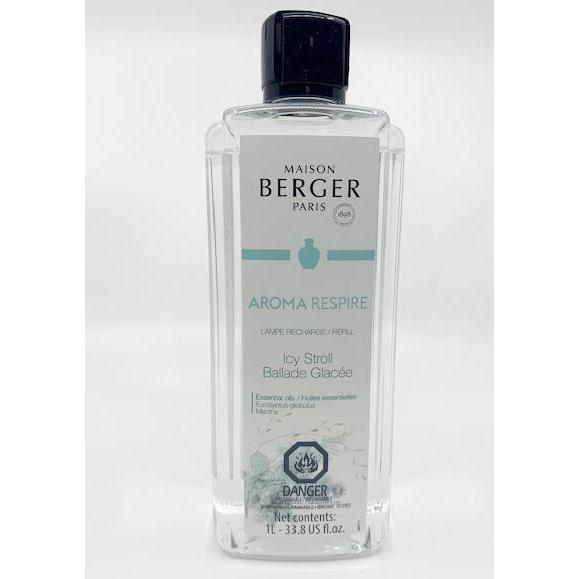 Lampe Berger - Aroma Respire (1L)