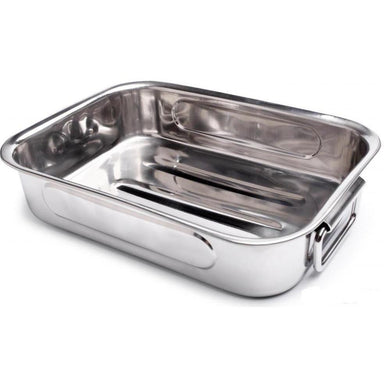 Bavaria Linea Regular Roasting Pan 35x26 cm-Consiglio's Kitchenware