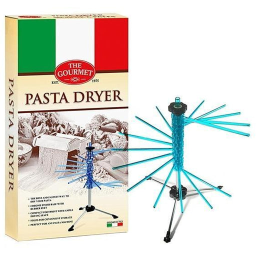 Blue Pasta Drying Rack-Consiglio's Kitchenware