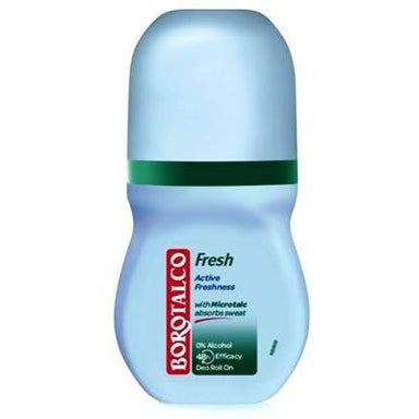 Borotalco - Fresh Italian Roll on Deodorant (50mL)-Consiglio's Kitchenware