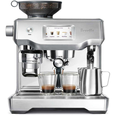 Breville The Oracle Touch BES990BSS-Consiglio's Kitchenware