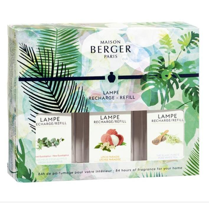 Maison Berger - Immersion Trio Pack